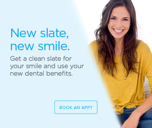 Baton Rouge Modern Dentistry - New Year, New Dental Benefits